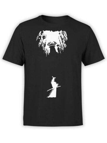 1589 Samurai Jack T Shirt Night Front