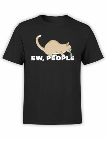 1831 Ew People T Shirt Front