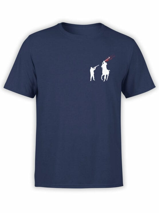 1840 Polohunter T Shirt Front