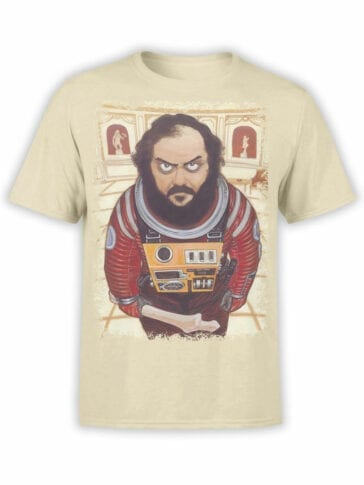 1884 Stanley Kubrick T Shirt Front