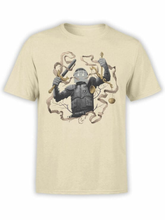 1889 Justice T Shirt Front