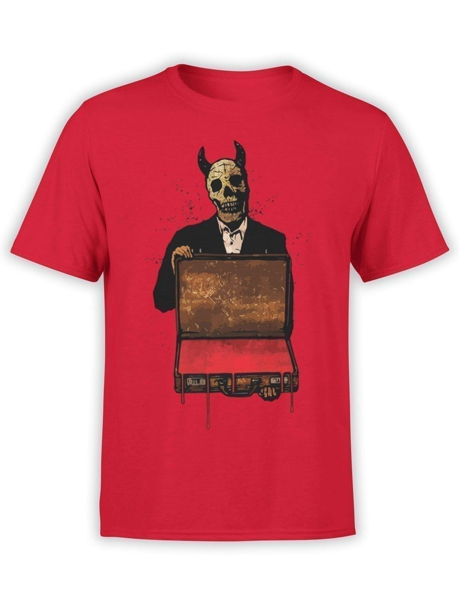 1908 Blood T Shirt Front