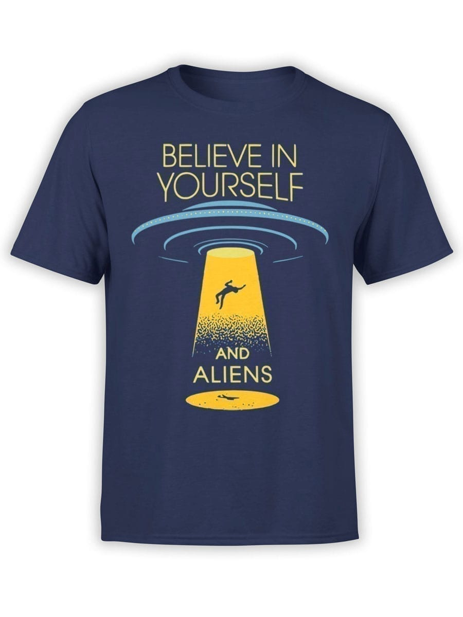 1913 Believe in Yourself T Shirt Front