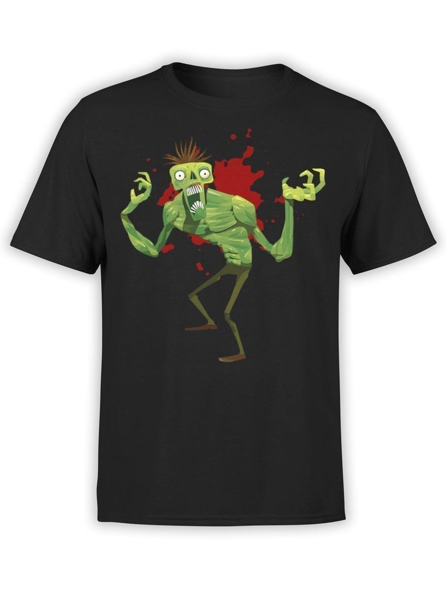 1922 Funny Monster T Shirt Front