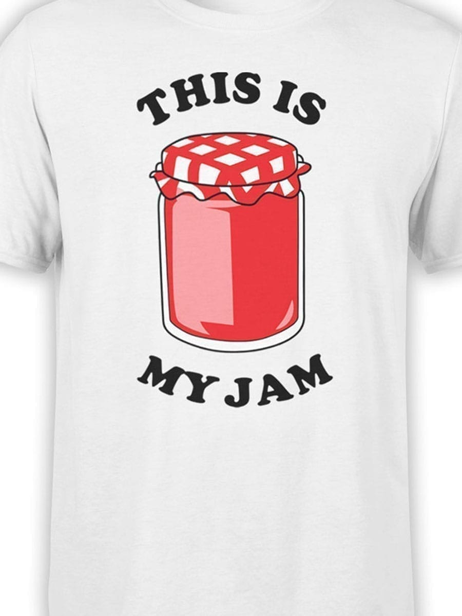 1958 My Jam T Shirt Front Color