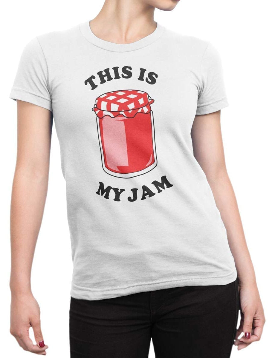 1958 My Jam T Shirt Front Woman