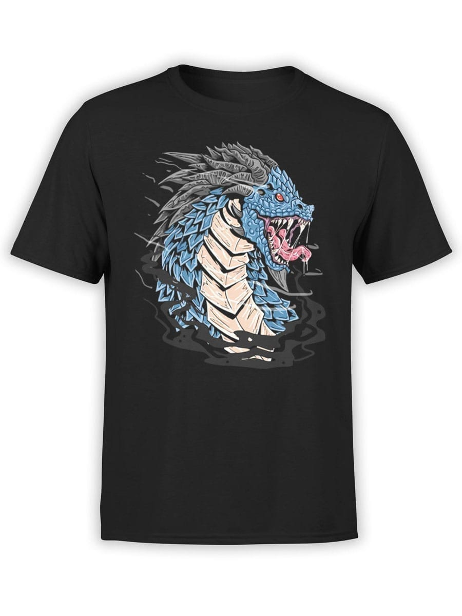 1972 Dragon T Shirt Front