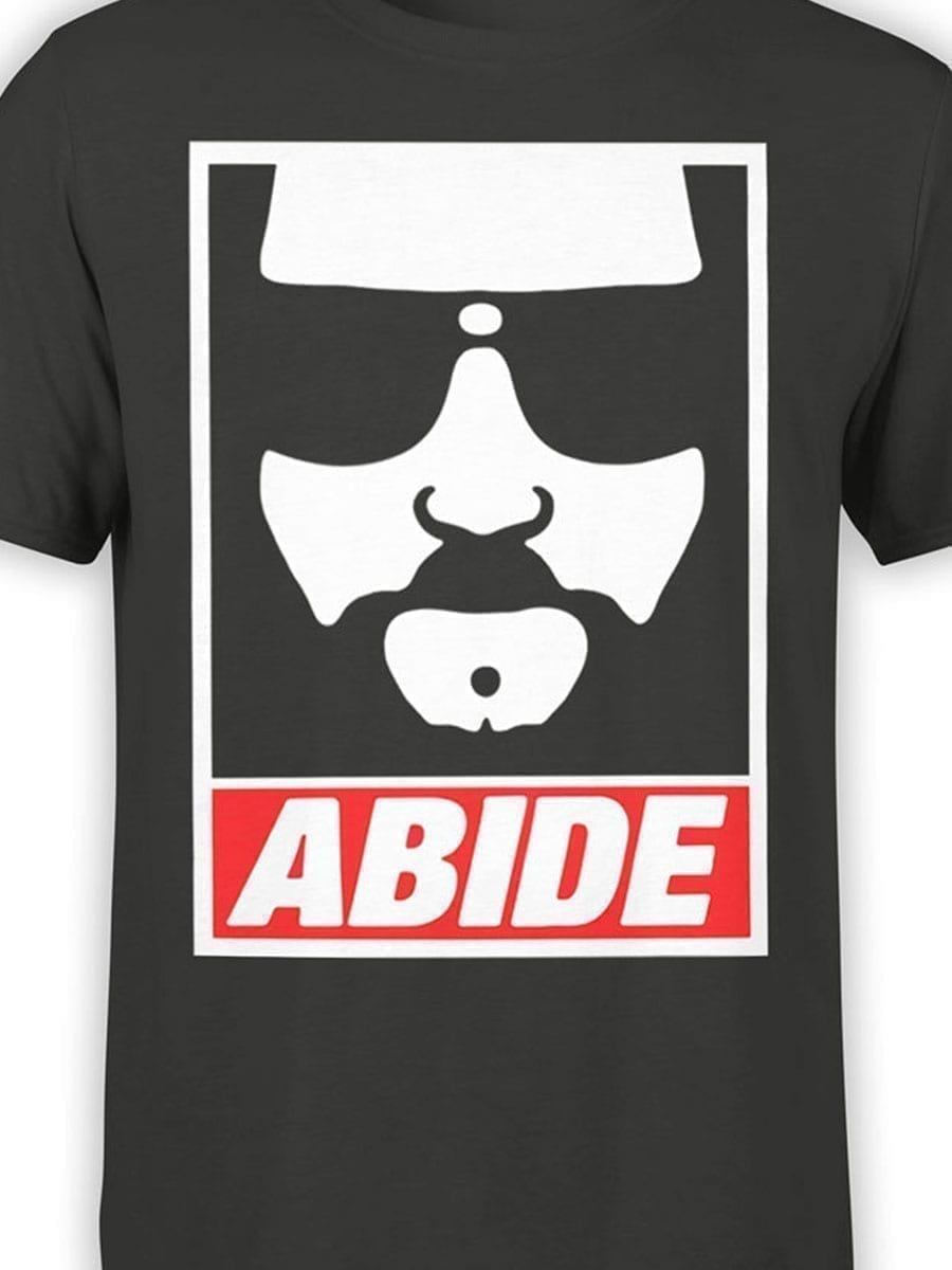1997 Abide T Shirt Front Color