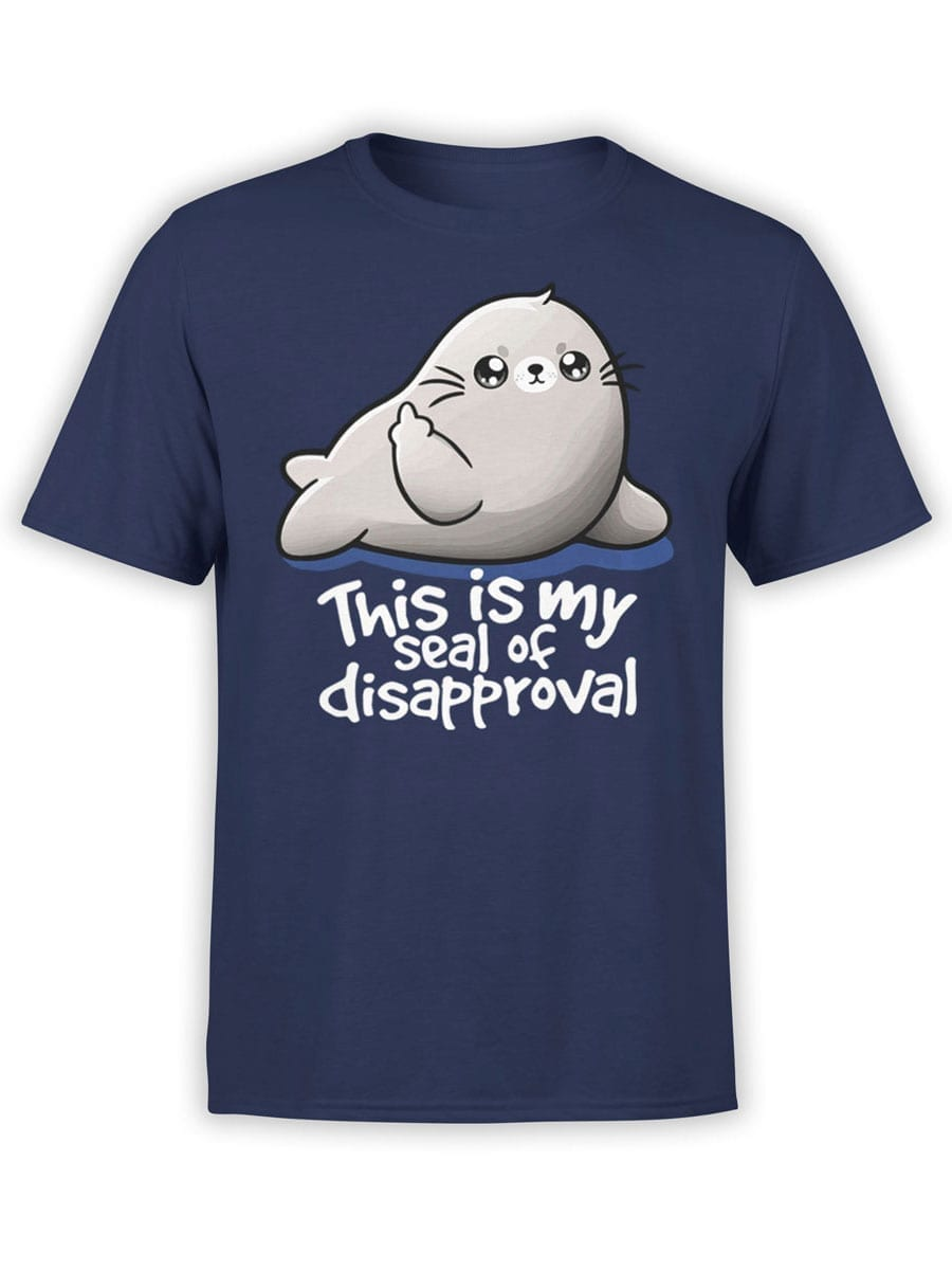 2001 Disapproval T Shirt Front