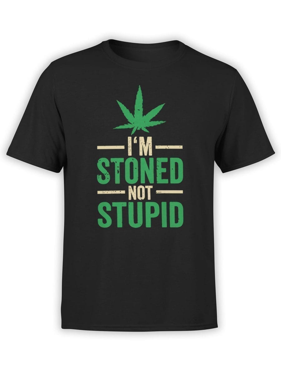 2003 Stoned T Shirt Front