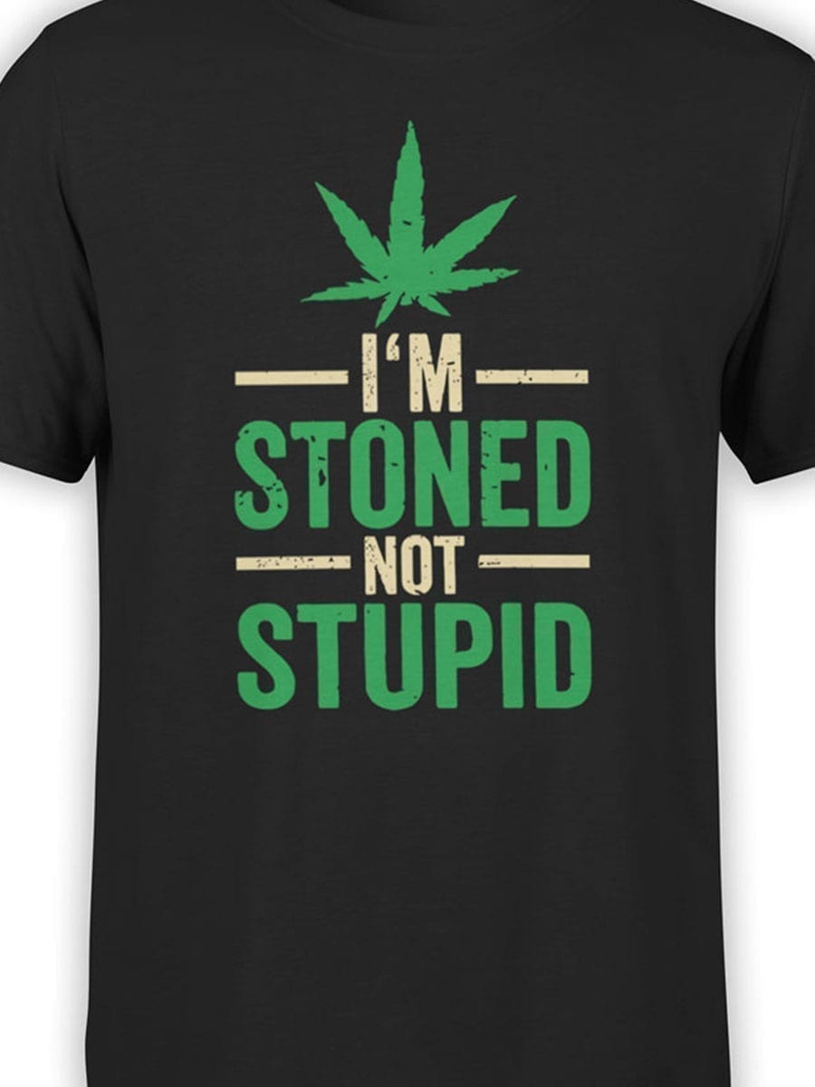 2003 Stoned T Shirt Front Color