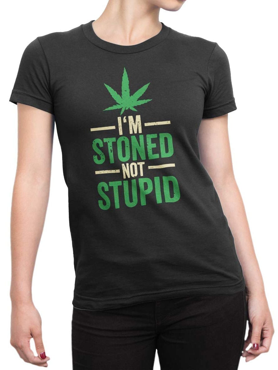 2003 Stoned T Shirt Front Woman