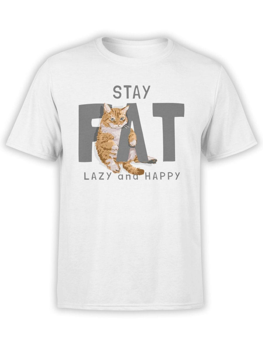 2019 Fat Cat T Shirt Front
