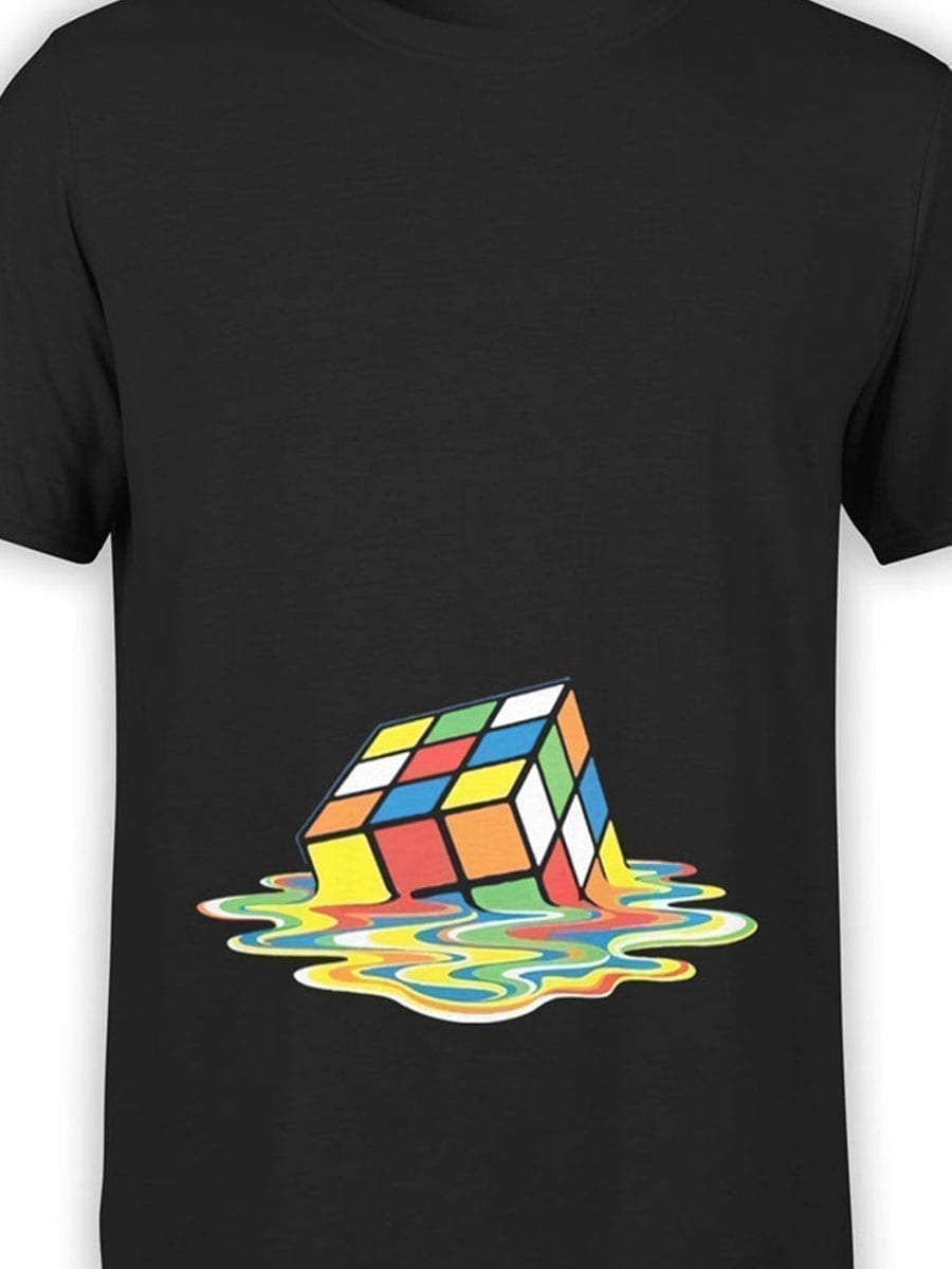 2024 Melted T Shirt Front Color