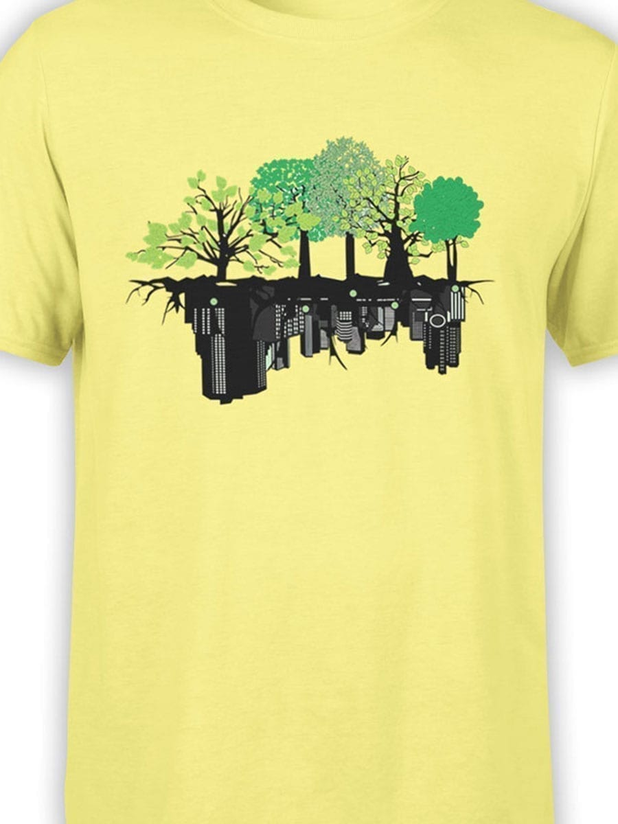 2027 Mirror T Shirt Front Color