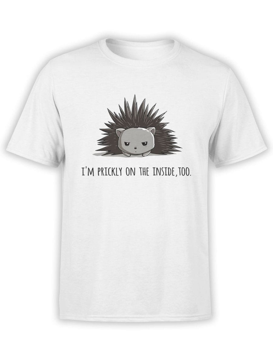 2028 Prickly T Shirt Front